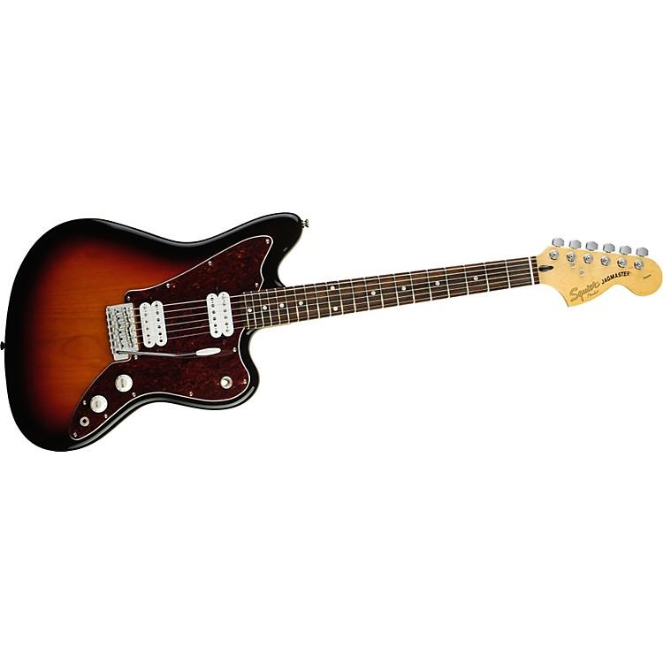 SquierJagmaster Electric Guitar3-Tone SunburstRosewood Fretboard