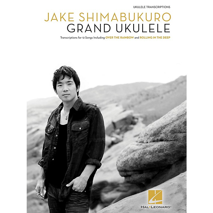 Hal LeonardJake Shimabukuro - Grand Ukulele