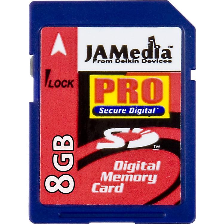 DelkinJamMedia PRO 8GB SD Memory Card