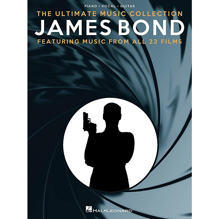 Music SalesJames Bond - The Ultimate Music Collection Piano/Vocal/Guitar Songbook
