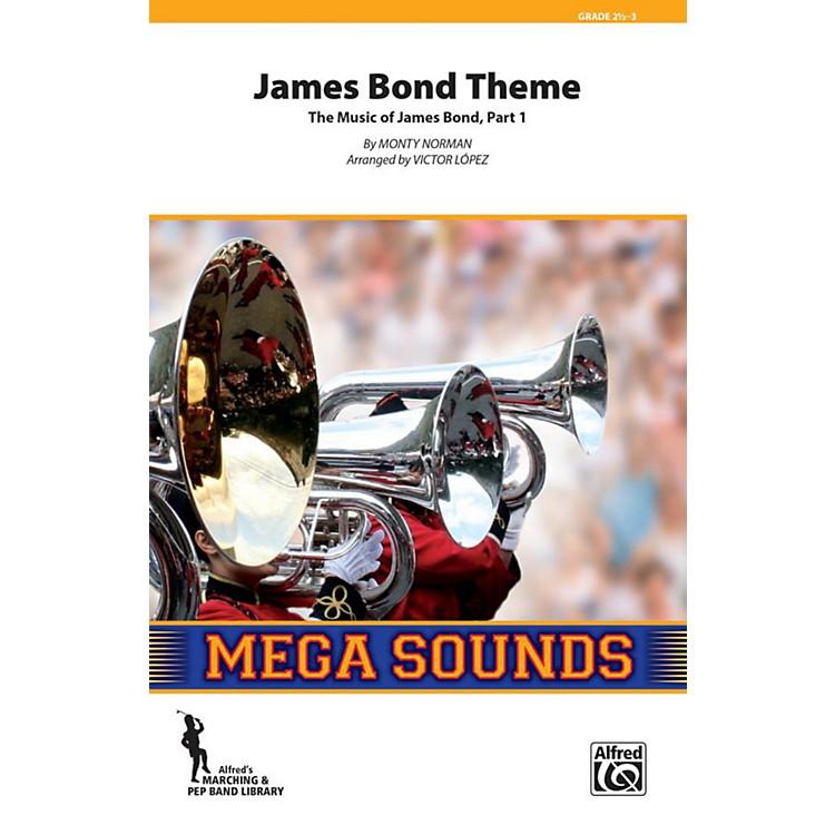 AlfredJames Bond Theme Grade 3 (Medium)