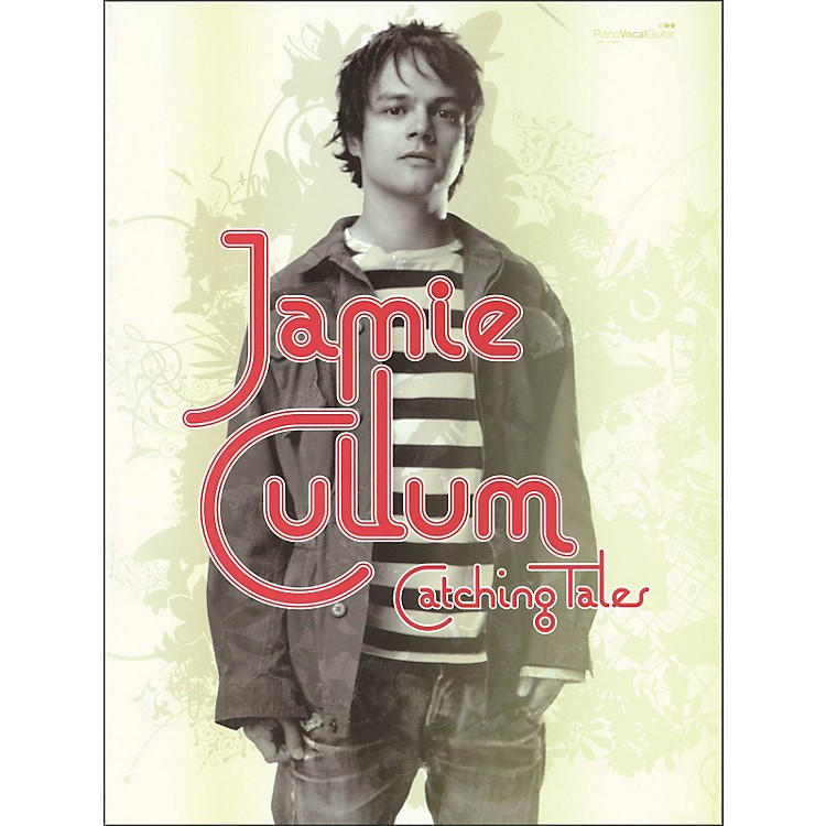 Hal Leonard Jamie Cullum- Catching Tales (Vocal / Piano)