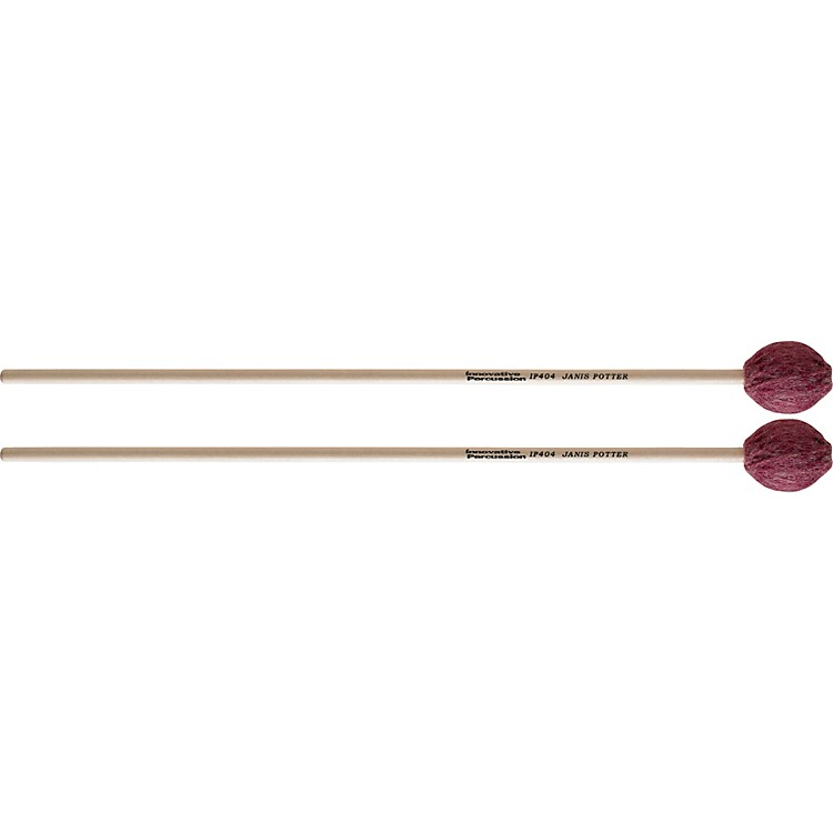 Innovative Percussion Janis Potter Series Birch Marimba Mallets