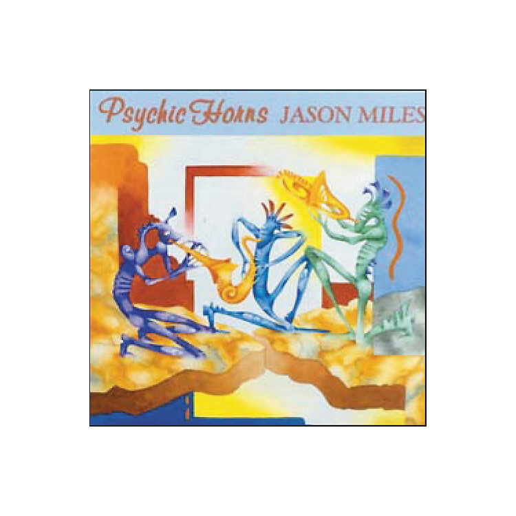 Q Up Arts Jason Myles Psychic Horns WAV/AIFF CD ROM Windows CD