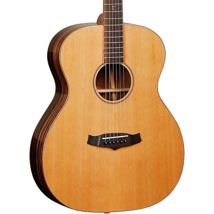 Tanglewood Java Series JWJFE Orchestra Electro-Acoustic Guitar Natural