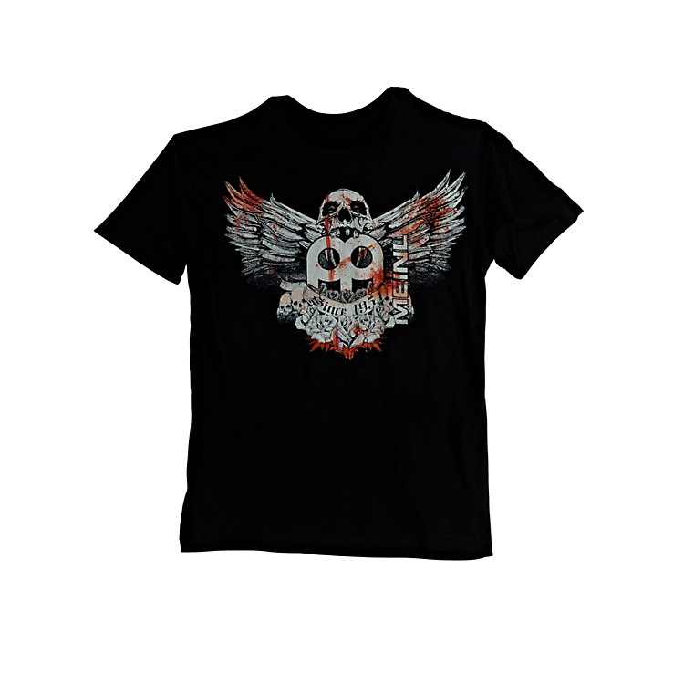 Meinl Jawbreaker T-Shirt Black Small