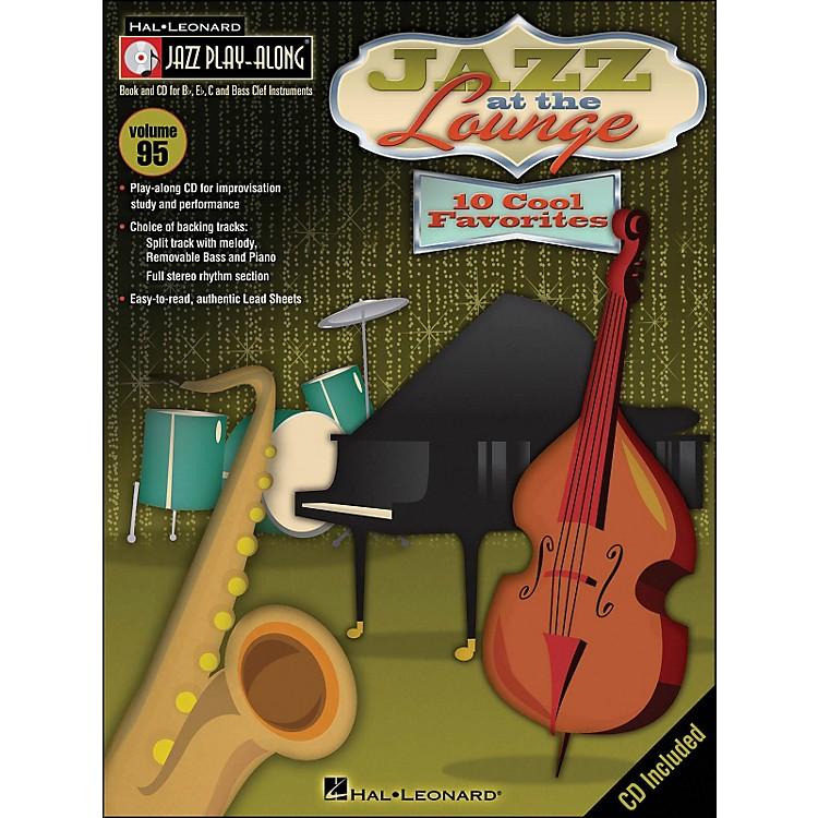 Hal LeonardJazz At The Lounge - Jazz Play-Along Volume 95 (CD/Pkg)