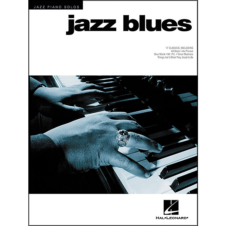 Hal Leonard Jazz Blues