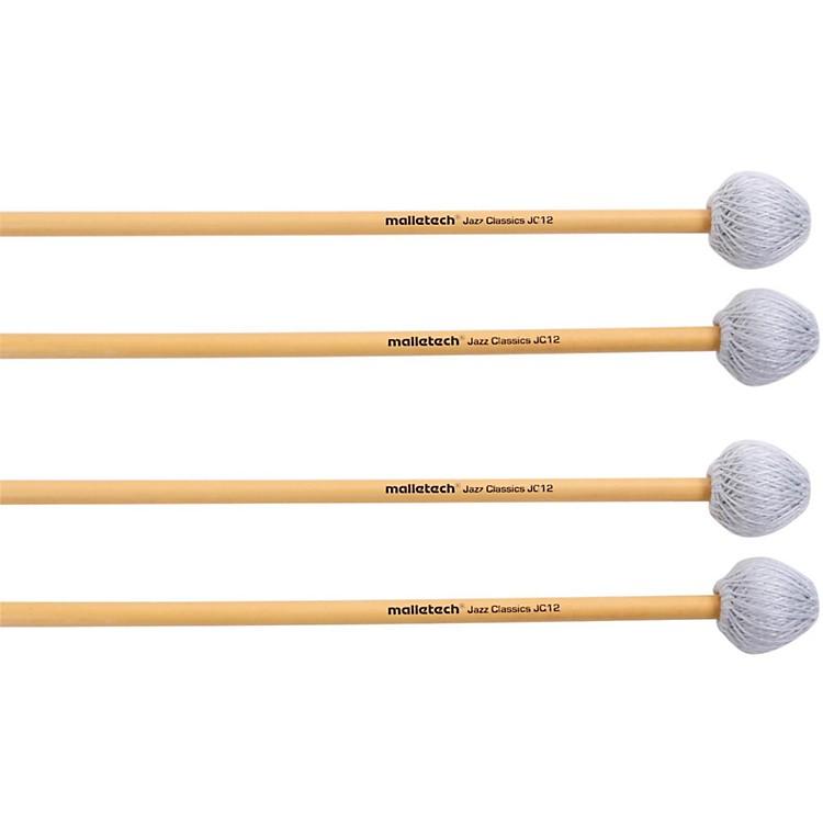 MalletechJazz-Classics Vibraphone Mallets Set of 4 (2 Matched Pairs)12