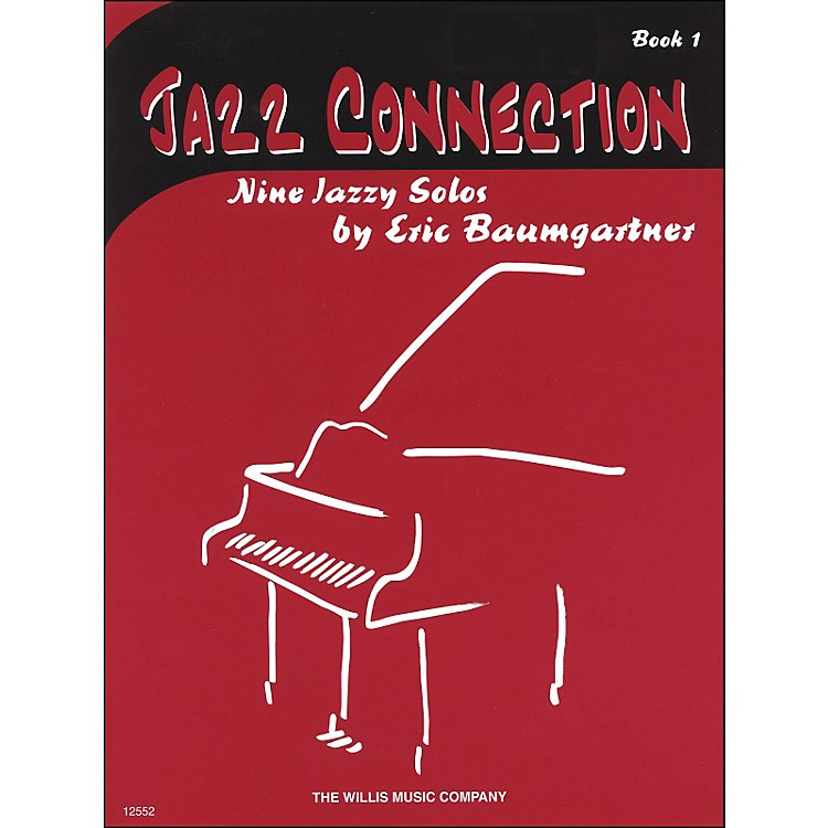 Willis Music Jazz Connection 1 Book/CD