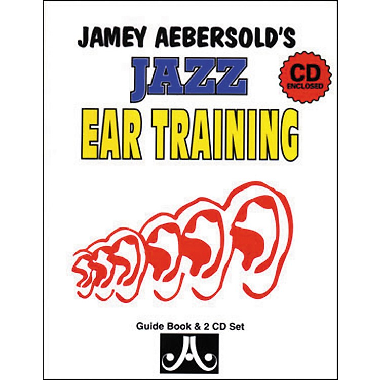Jamey AebersoldJazz Ear Training Book and CD