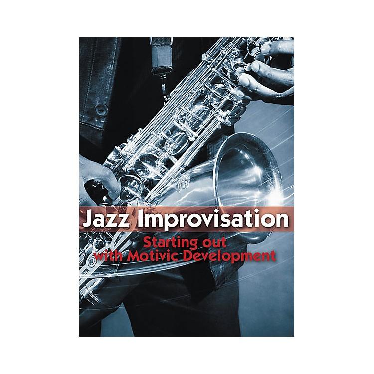 Berklee PressJazz Improvisation: Starting Out with Motivic Development (DVD)