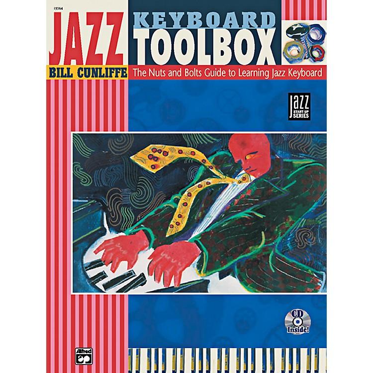 AlfredJazz Keyboard Toolbox Book & CD