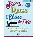 Alfred Jazz Rags & Blues for Two Book 2