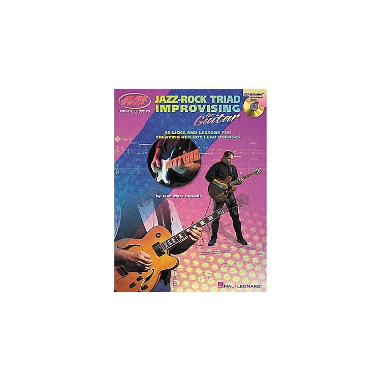 Musicians InstituteJazz-Rock Triad Improvising for Guitar (Book/CD)