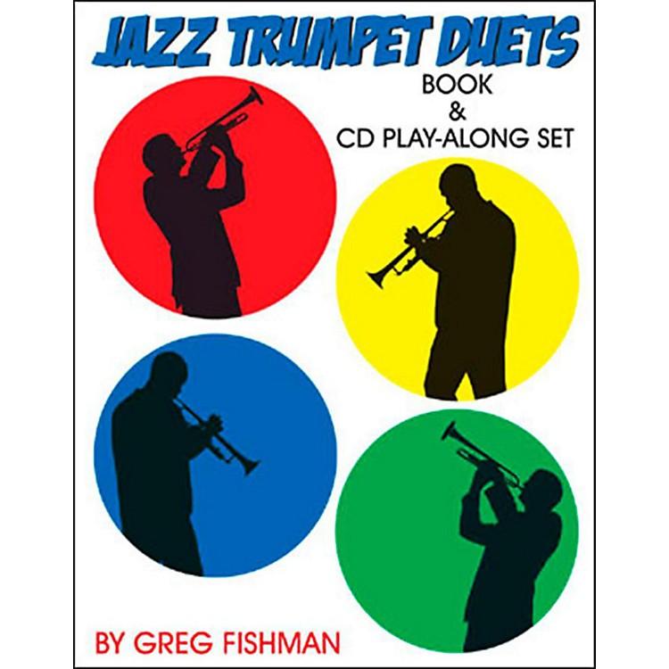 Jamey AebersoldJazz Trumpet DuetsBook and CDs