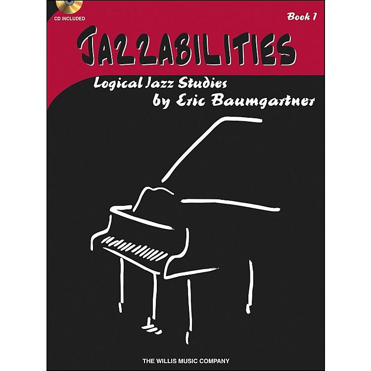 Willis MusicJazzabilities Book 1 Book/CD