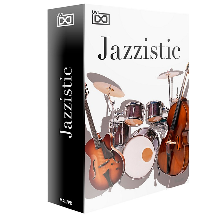 UVI Jazzistic Jazz Production Toolkit Software Download