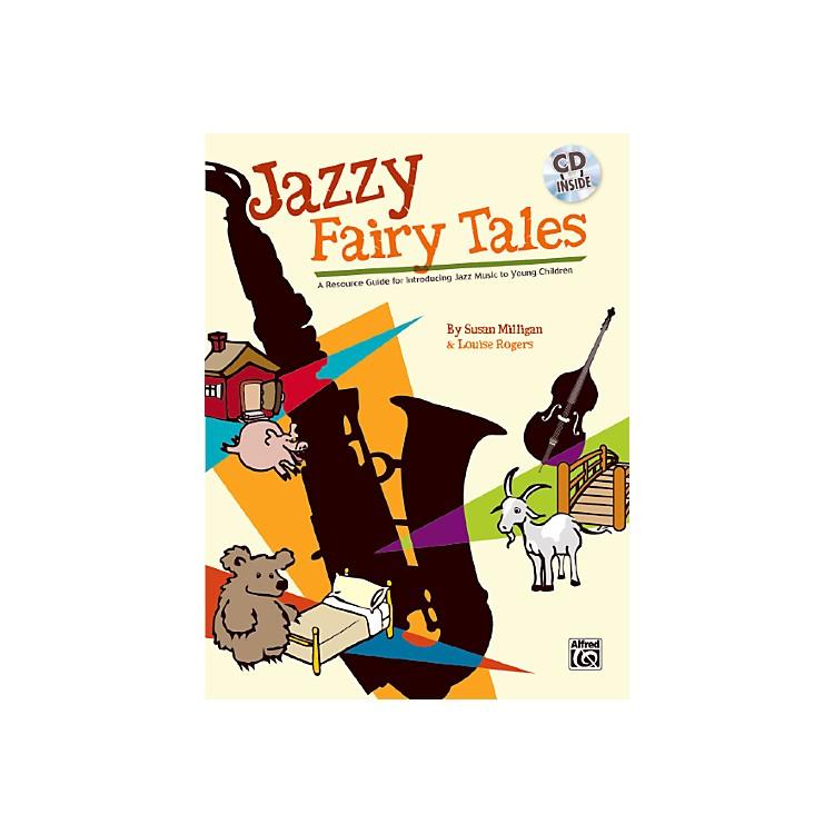 AlfredJazzy Fairy Tales Book & CD