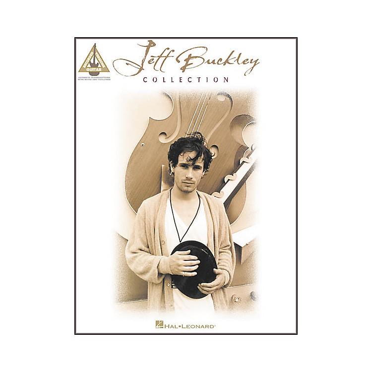 Hal LeonardJeff Buckley Collection Guitar Tab Songbook