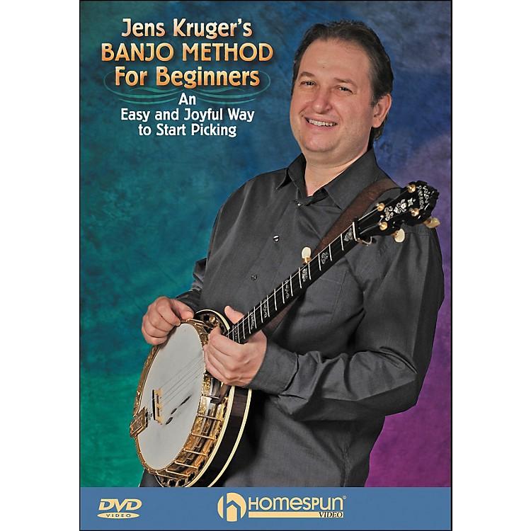 HomespunJens Kruger's Banjo Method for Beginners DVD