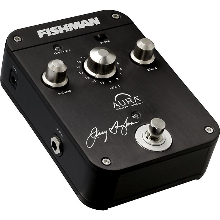 FishmanJerry Douglas Signature Aura Imaging Effects Pedal for Resonator Guitar
