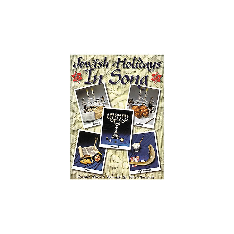 Tara Publications Jewish Holidays in Song Book