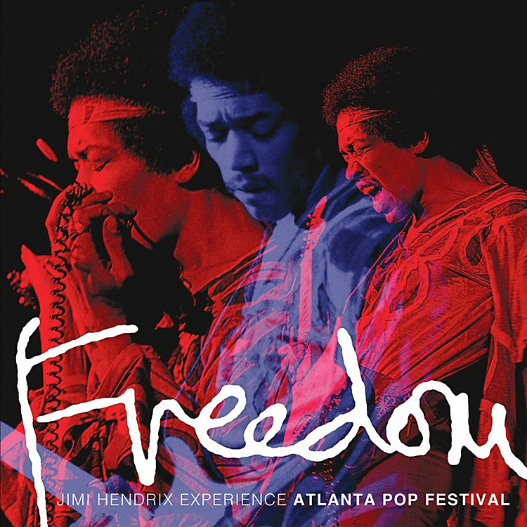 Sony Jimi Hendrix - Freedom: Atlanta Pop Festival