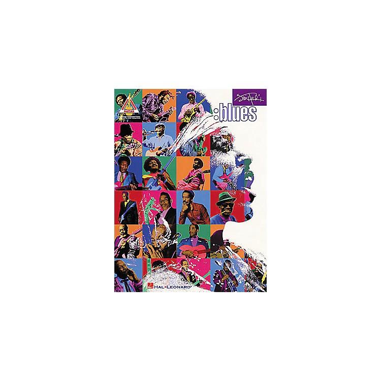 Hal LeonardJimi Hendrix Blues Guitar Tab Songbook