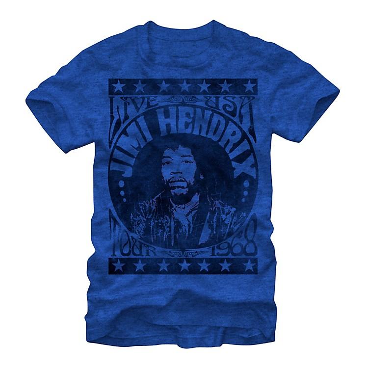 Fifth SunJimi Hendrix Classic Tour T-Shirt