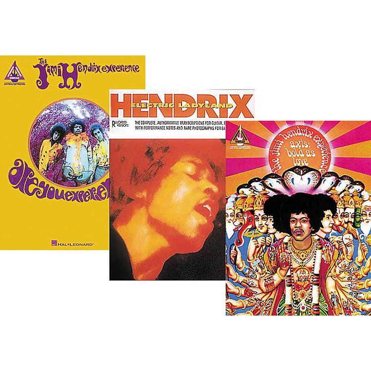Hal LeonardJimi Hendrix Complete Guitar Tab Library