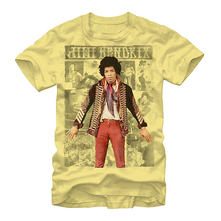 Fifth Sun Jimi Hendrix Nice Jacket T-Shirt