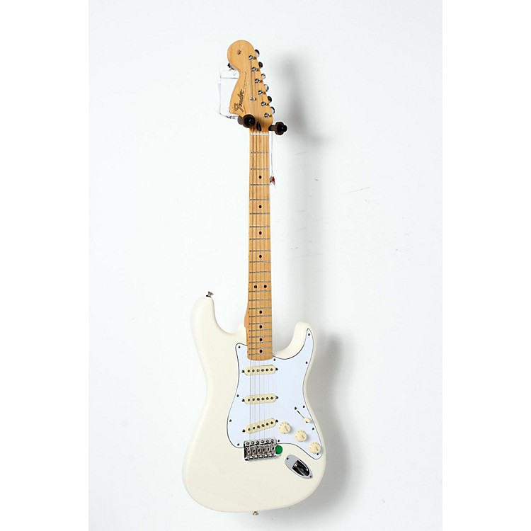FenderJimi Hendrix StratocasterOlympic White, Maple Fingerboard888365898407