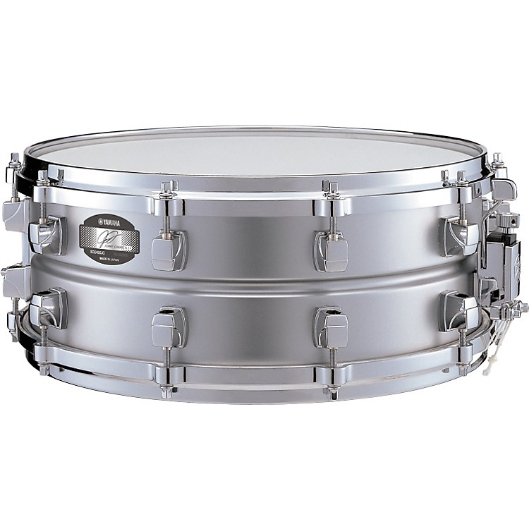 Yamaha Jimmy Chamberlin Signature Steel Snare Drum
