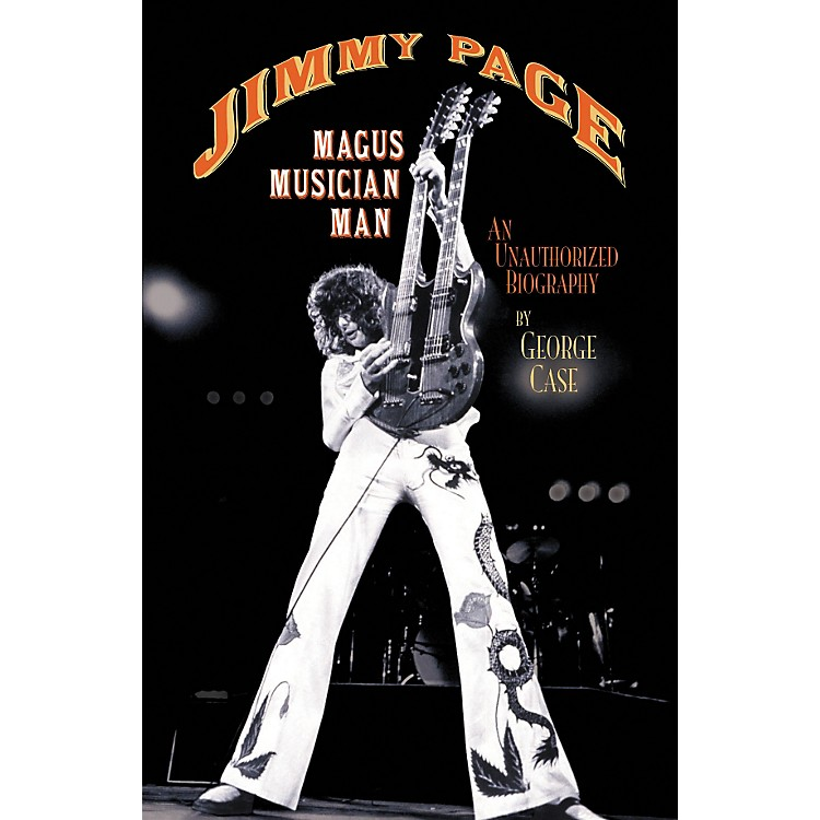 Hal LeonardJimmy Page - Magus, Musician, Man: An Unauthorized Biography - Book