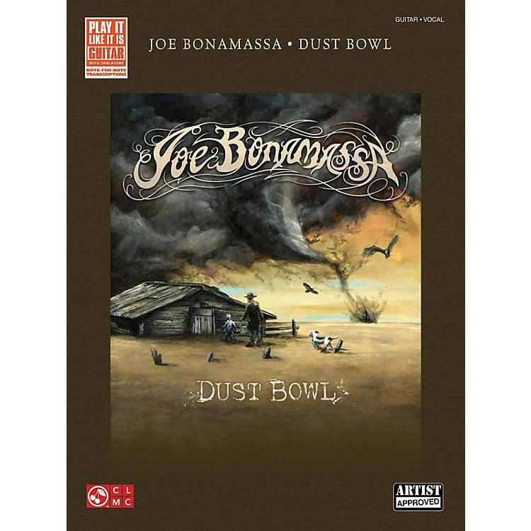 Hal LeonardJoe Bonamassa Dust Bowl Guitar Tab Songbook