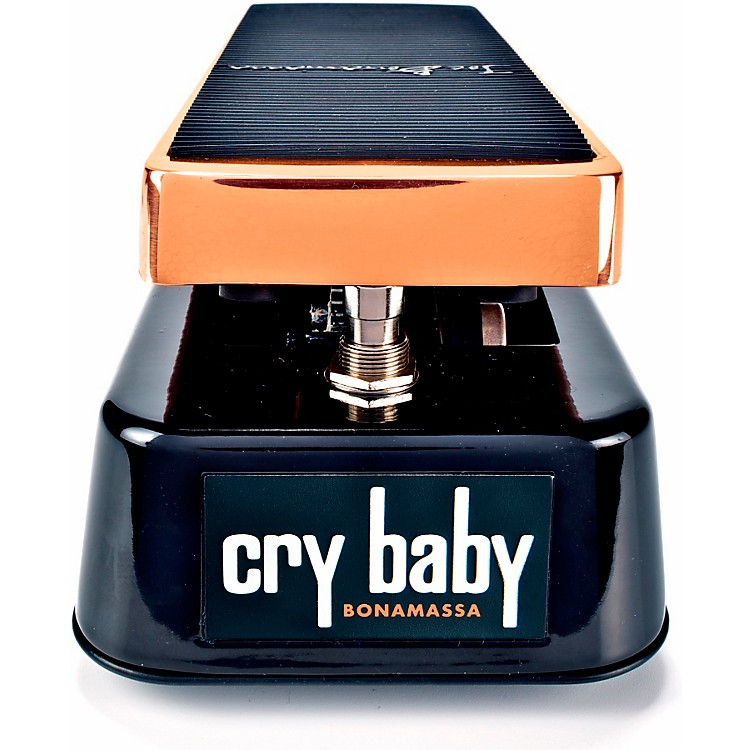 Dunlop Joe Bonamassa Signature Cry Baby Wah Guitar Effects Pedal