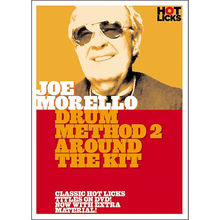 Hot LicksJoe Morello Drum Method 2: Around the Kit (DVD)