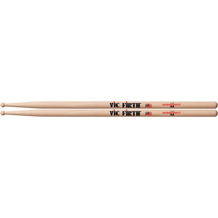 Vic Firth Joe Porcaro Hickory Drumsticks Wood 5A