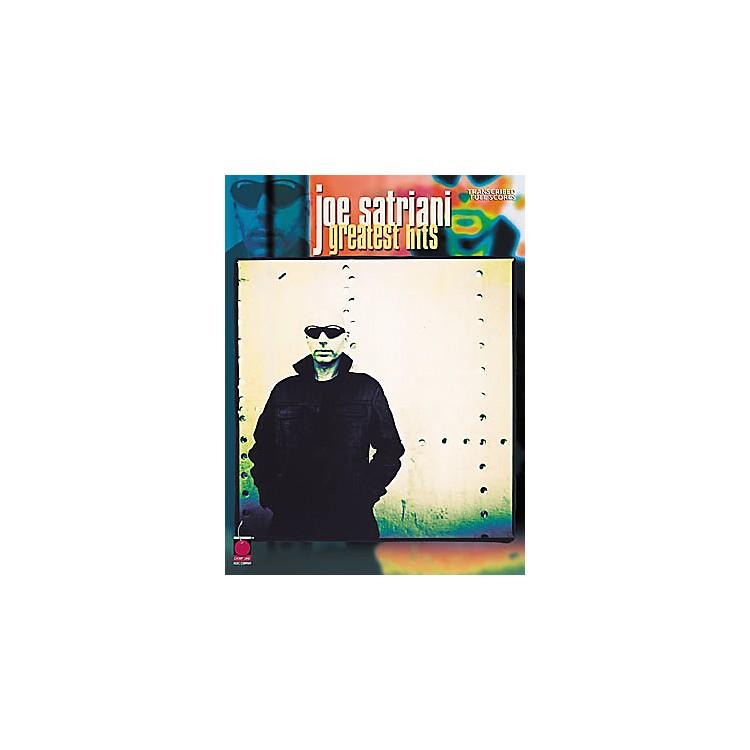Cherry LaneJoe Satriani - Greatest Hits Guitar Tab Songbook