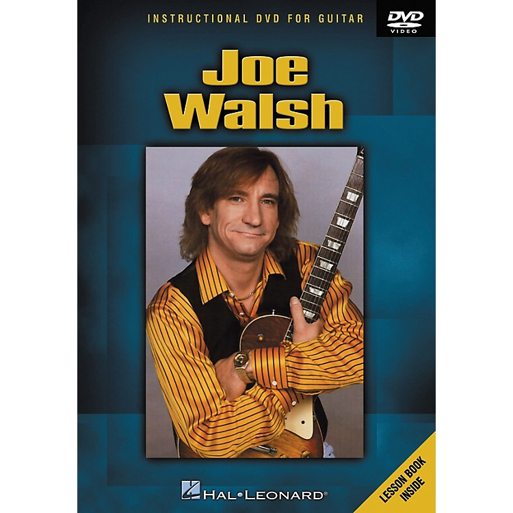 Hal Leonard Joe Walsh (DVD)