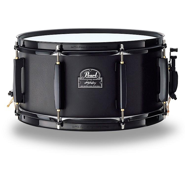 PearlJoey Jordison Signature Snare Drum13 x 6.5 in.Black Steel