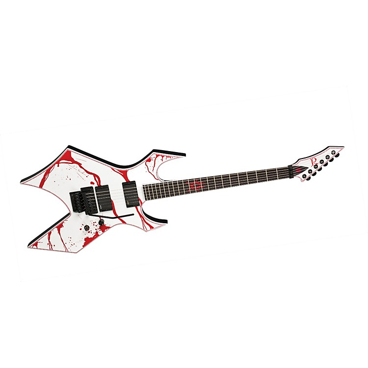 B.C. RichJoey Jordison signature Warlock guitar