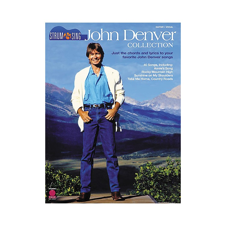 Cherry LaneJohn Denver Collection Easy Guitar Songbook