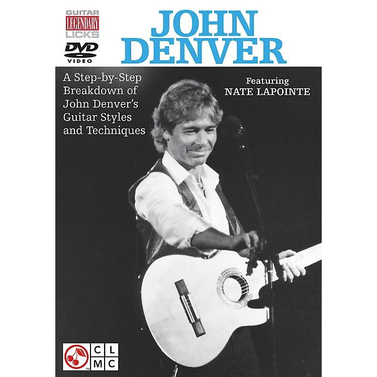 Cherry LaneJohn Denver Legendary Licks for Guitar DVD