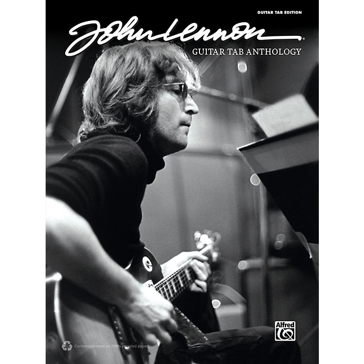 Alfred John Lennon - Guitar TAB Anthology Book