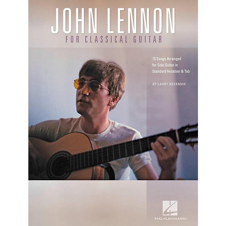 Hal LeonardJohn Lennon For Classical Guitar
