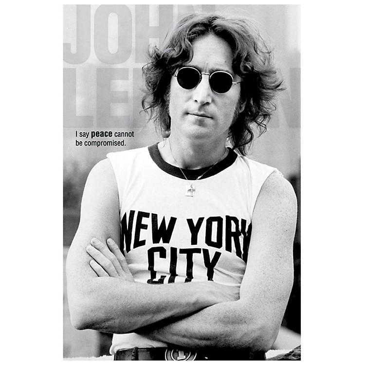 Hal LeonardJohn Lennon NYC Wall Poster