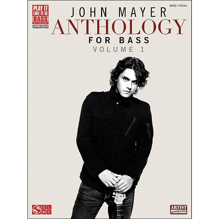 Cherry LaneJohn Mayer Anthology for Bass: Volume 1