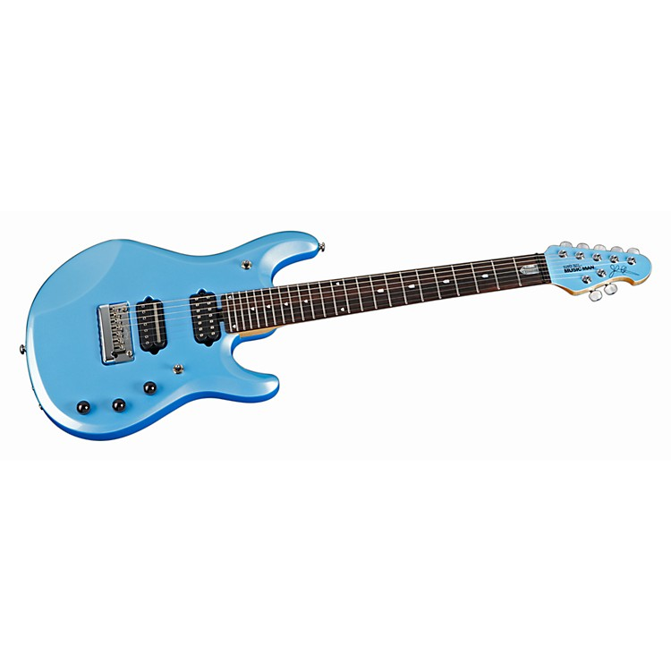 Music Man John Petrucci Signature 7-String Electric Guitar with Piezo Sky Blue
